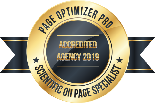 Salterra is a Page Optimizer Pro Certified Business. Image